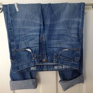J. Crew Denim - J Crew vintage slim jeans