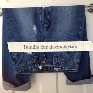 J. Crew Other - Bundle for devinclayton