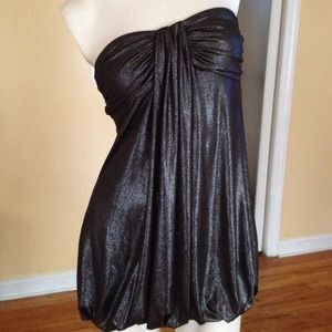 Forever 21 Dresses & Skirts - Metallic dress.
