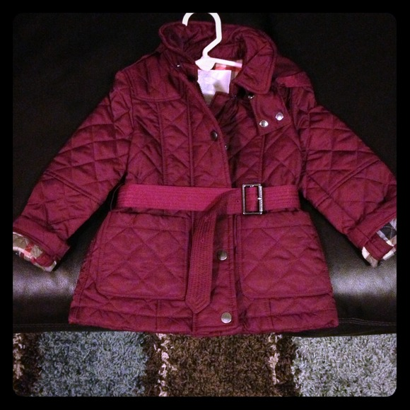 c06931fdc Burberry Jackets & Coats | Sold Authentic Size 4y For Children ...