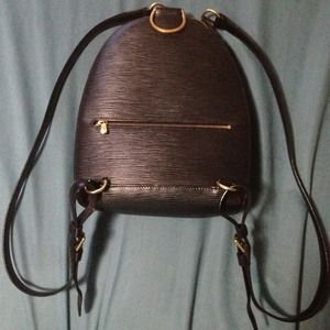 Authentic Louis Vuitton epi leather backpack