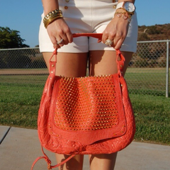 Rebecca Minkoff 'Moonstruck' Spiked Bag