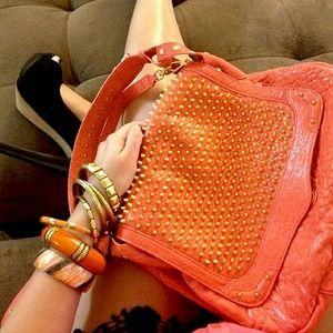 Rebecca Minkoff Bags - Rebecca Minkoff 'Moonstruck' Spiked Bag