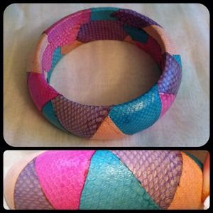 Colorful Vintage Bangle