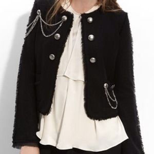 🎀Host Pick🎀 Haute hippie wool jacket