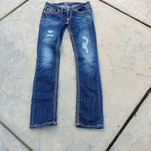 Antique Rivet Denim - Antique Rivet jeans-size 27