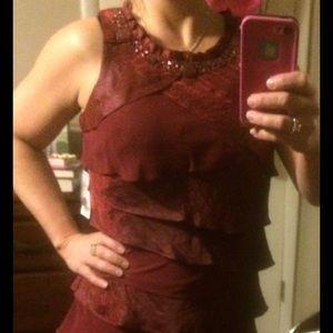 Gorgeous Cocktail Dress 🍷👠