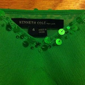 Kenneth Cole Silk Blouse