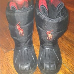 Other - Reduced-Polo toddler boots