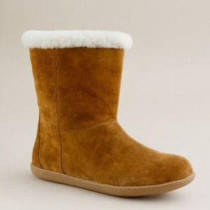 JCrew Alpine Short Boots