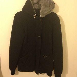 Jackets & Blazers - Fox racing black zip up hoodie