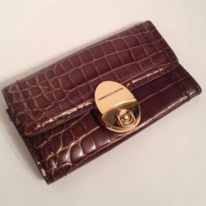 Francesco Biasia Card/Key Wallet