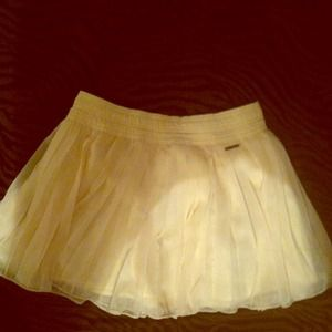 Abercrombie &Fitch adorable skirt