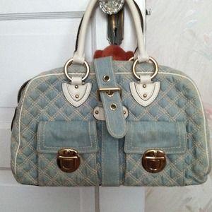 Authentic Baby blue marc Jacob bag
