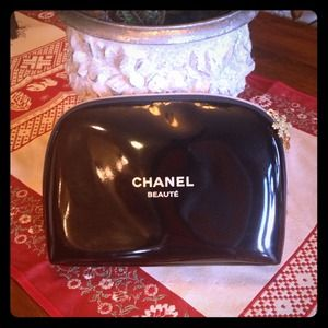 CHANEL Clutches & Wallets - RESERVEDAuthentic Chanel Makeup Bag!  Never Used!