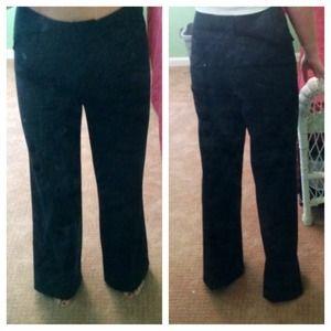 High waisted wide leg H&M dress pants. Never worn!