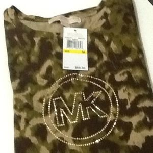 Michael Kors Tops - MICHAEL KORS  long sleeve T