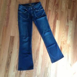 Hudson Jeans Denim - Hudson dark wash jeans
