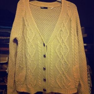 Bdg big gramma knit sweater
