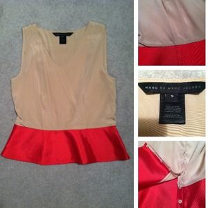 Marc by Marc Jacobs Silk Top