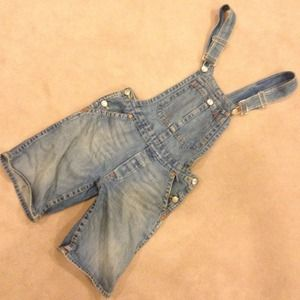 True Religion Pants - True Religion overalls in size medium!