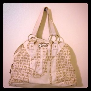 Handbags - Off white Fox Racing purse