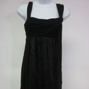 BCBGMaxAzria Dresses & Skirts - Reduced!Bcbg maxazaria black satin dress