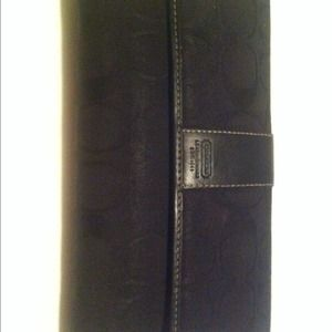 Coach Large Signature Wallet