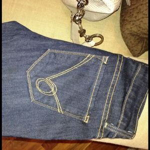BEBE Jeans, size 26 NEW