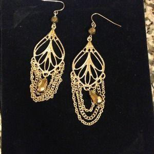 jewelmint Jewelry - Jewelmint Indian escape earrings