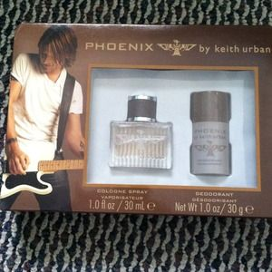 Other - Keith Urban cologne and deodorant combo