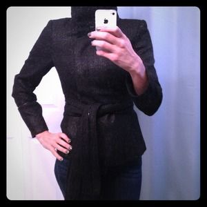 Zara Jackets & Blazers - Awesome awesome awesome black versatile chic coat