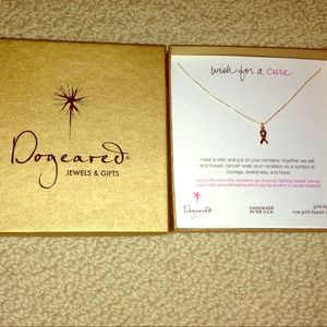 """Not available! Dogeared """"Wish for a Cure"""" Necklace"""