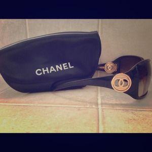Authentic Chanel 6023 Sunglasses