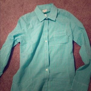 J. Crew Tops - SOLD!!! NWT Women's JCrew button up.