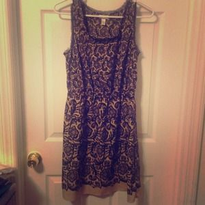 Rodarte for target lace dress. Size large.