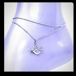 Jewelry - Dove Anklet