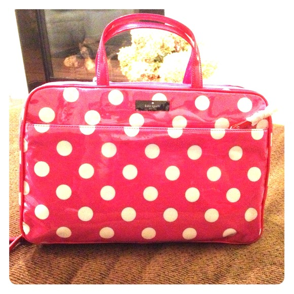 6931df1b6ef9 Kate Spade Travel Cosmetic Bag