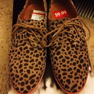 Dolce Vita Shoes - Dolce Vita DV Mini Cheetah Oxford