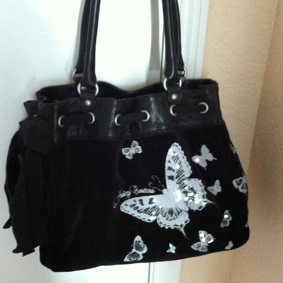 Juicy Couture Handbags - ✋SOLD✋Butterfly Juicy Couture Purse! 662e56971998