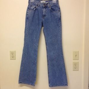 GAP Denim - *REDUCED* again High rise flare classic GAP jean!