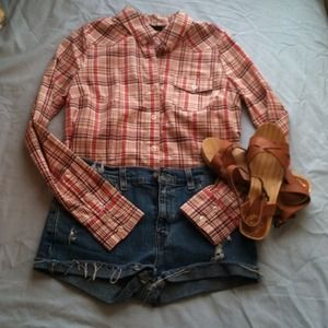 Urban Outfitters Tops - BUNDLED! Urban Outfitters Plaid Button Up