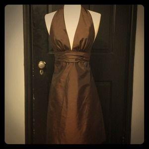 Amsale Dresses & Skirts - Amsale Halter Dress