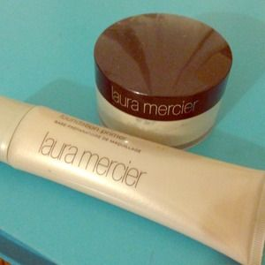 Laura Mercier Other - Laura Mercier loose powder & primer