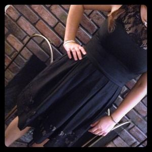 Reduced❗❗Black Lace Guess dress