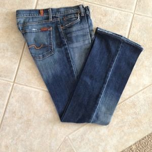 7 for all Mankind Denim - 7 for all mankind jeans. 29