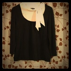 Sold---$10- Elegant sweater top