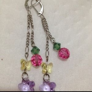 Jewelry - Swarovski crystal earrings