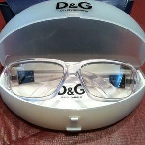 AUTHENTIC D&G Dolce & Gabbana Sunglasses!!