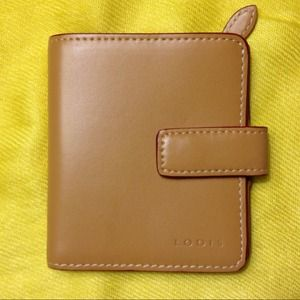 Lodis Handbags - Lodis Tan wallet
